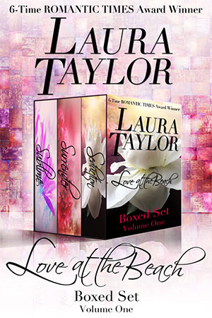 3-in-1 LOVE AT THE BEACH Boxed Set (Volume One) by Laura Taylor is #sale priced at only $1.99! #pdf1 #romhero #ASMSG