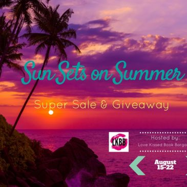 Sun Sets on Summer Sale and Giveaway #RomHero #asmsg